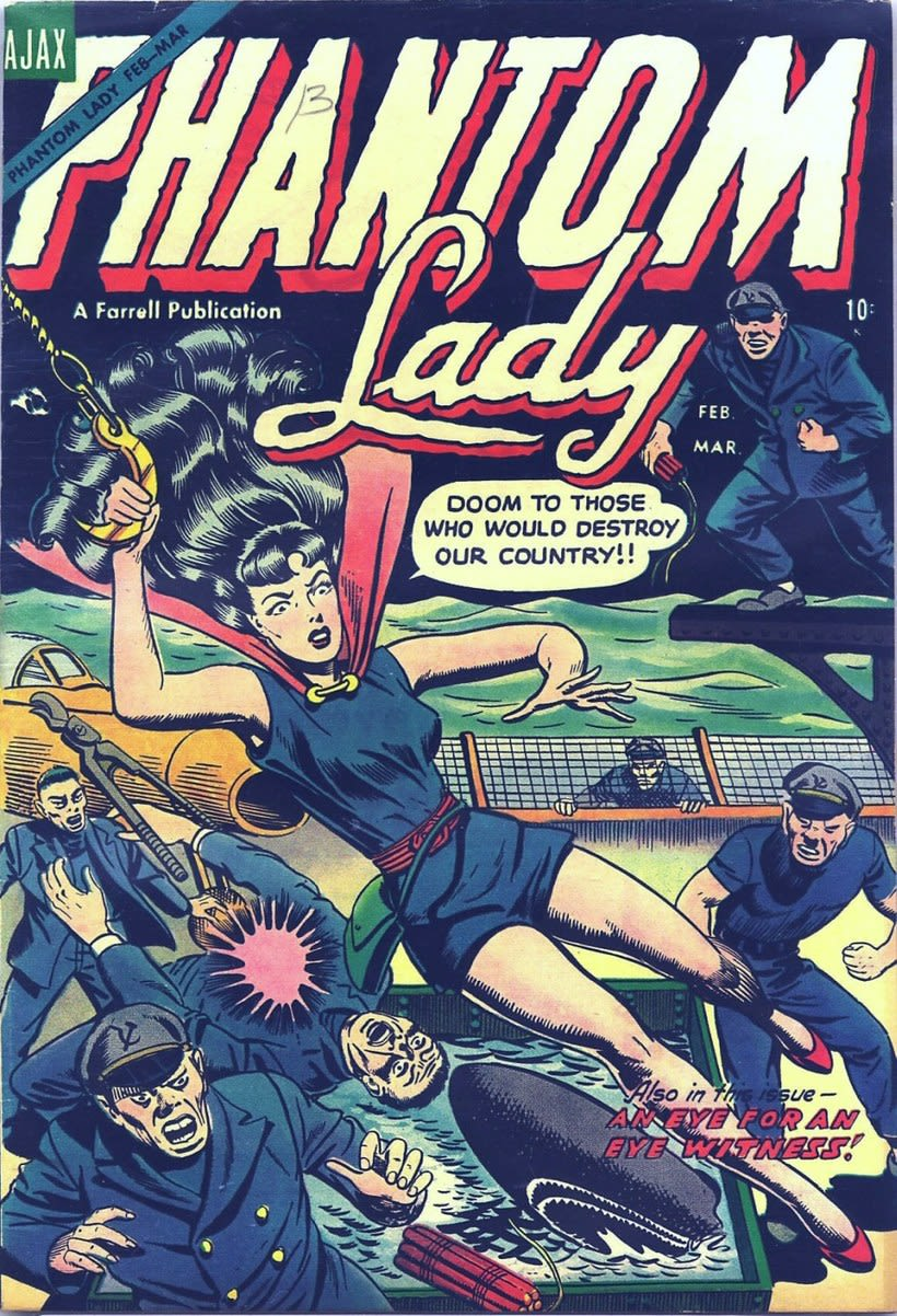 Descarga gratis miles de cómics clásicos del Digital Comic Museum 5