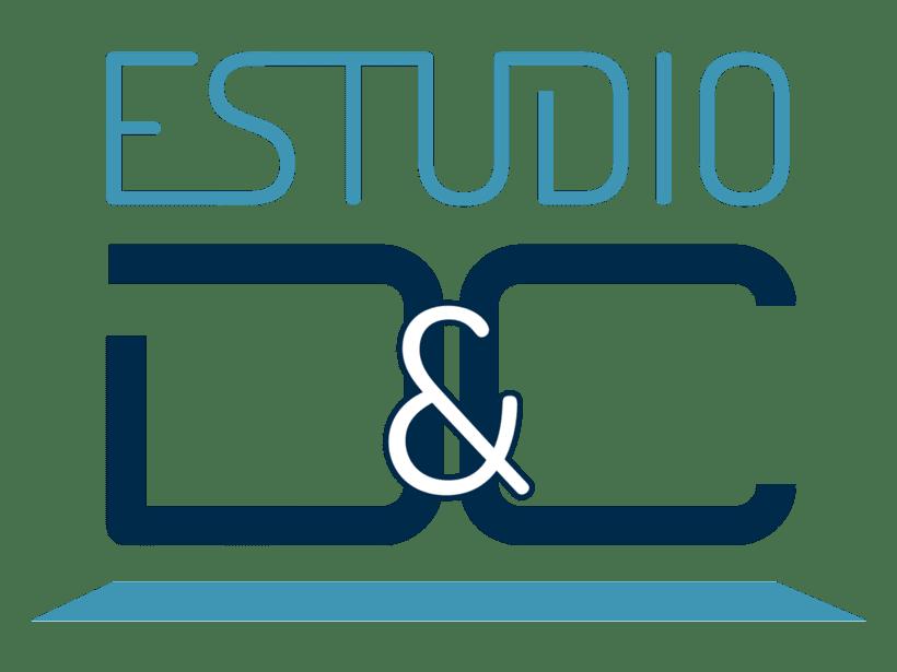 Imagen Corporativa y Web para Estudio D&C 0