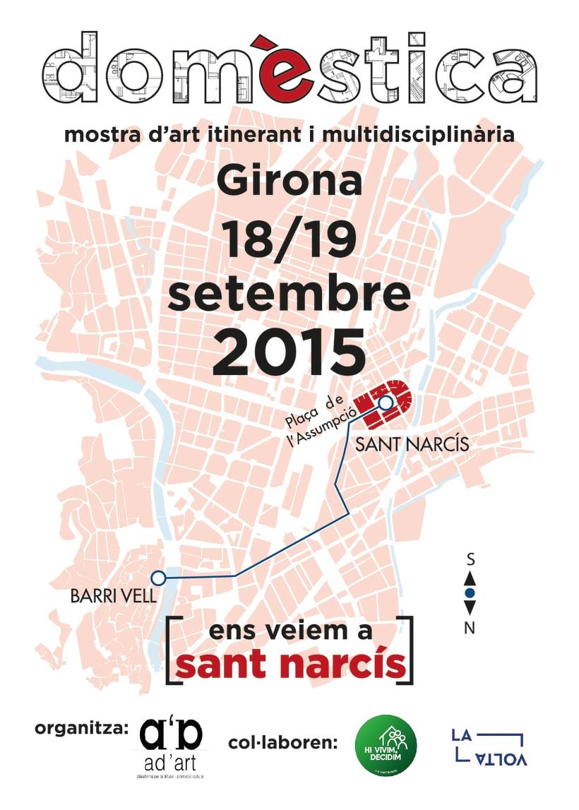 domèstica (mostra d'art itinerant i multidisciplinária, Gironda) 2