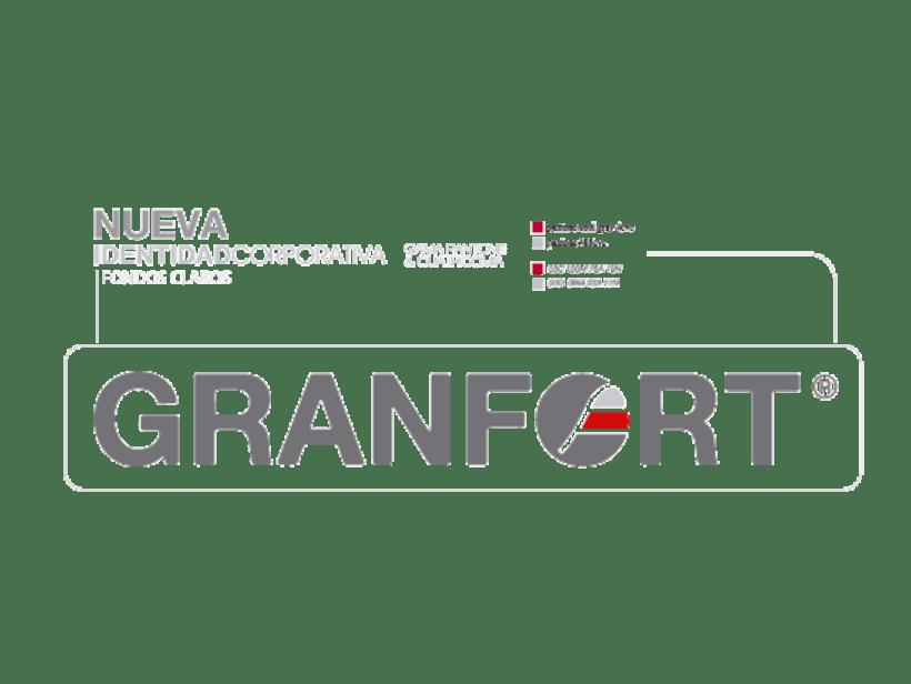 REDISEÑO  I.D CORPORATIVA GRANFORT 3