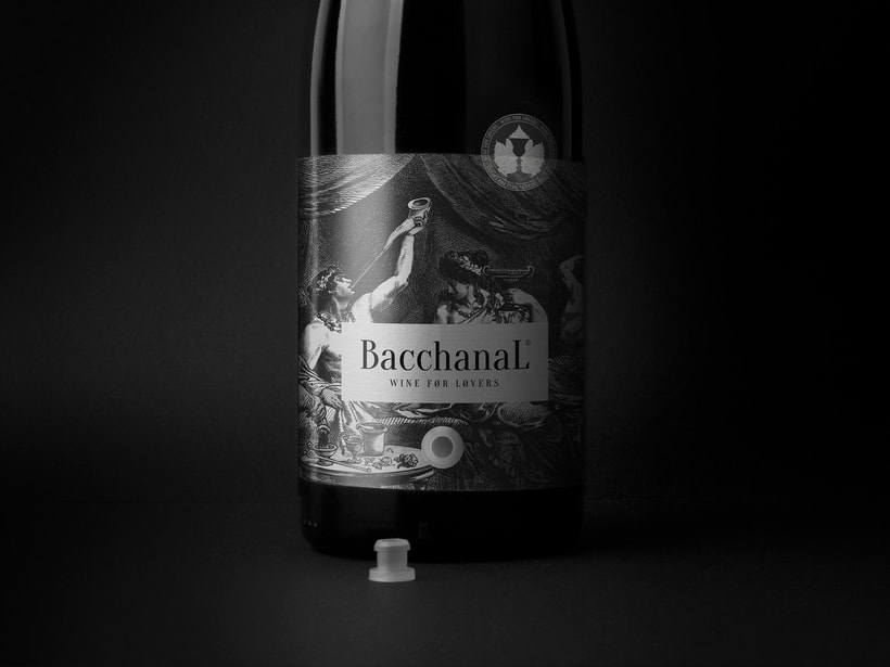 Bacchanal. Wine for lovers. 8