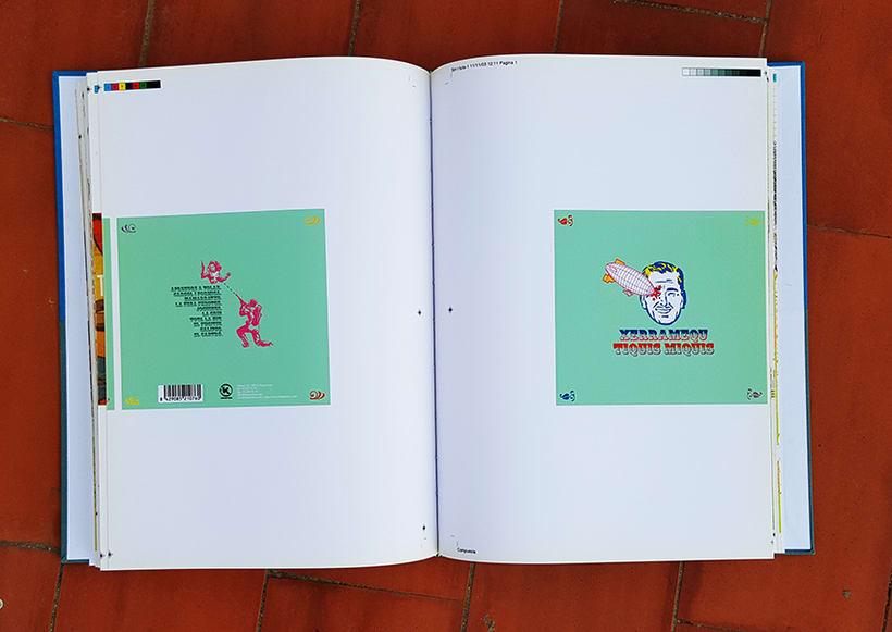 EXPERIMENTAL GRAPHICS BOOKS 5