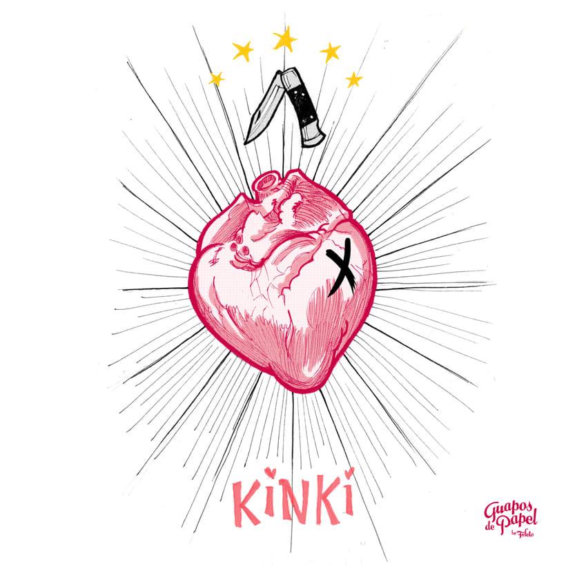 Corazón Kinki / Kinki Heart -1