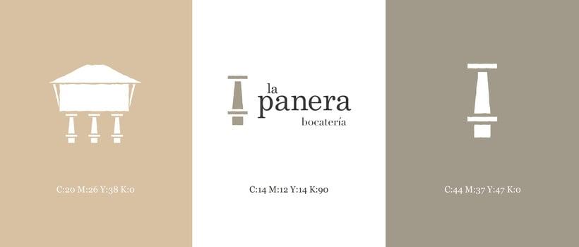 La Panera - Imagen Corporativa 1