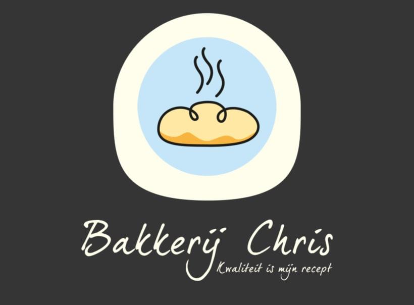 'GIP'Identidad corporativa de una panadería de barrio. 0