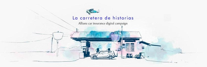 La Carretera de Historias by Allianz 0