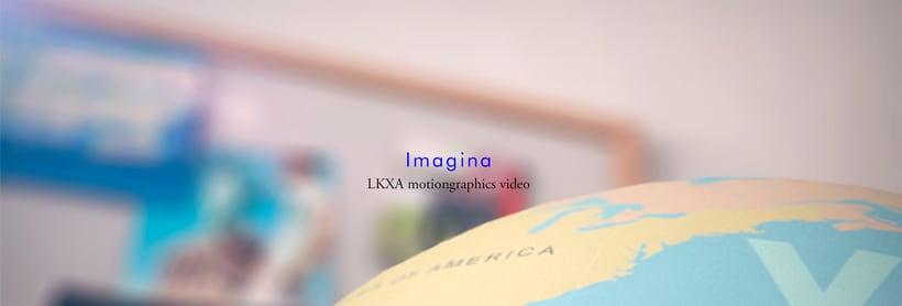 Imagina by LKXA 0