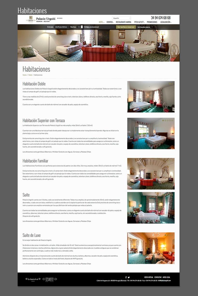 Diseño web: Palacio Urgoiti 3