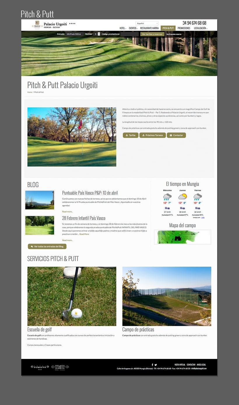 Diseño web: Palacio Urgoiti 5