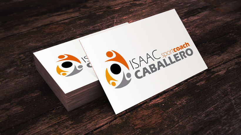 Branding Isaac Caballero SportCoach 0