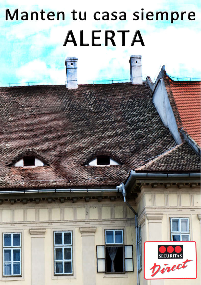 Securitas Direct mantiene tu casa siempre alerta 0