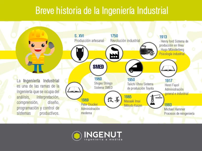 Infografías y Creatividades INGENUT  5