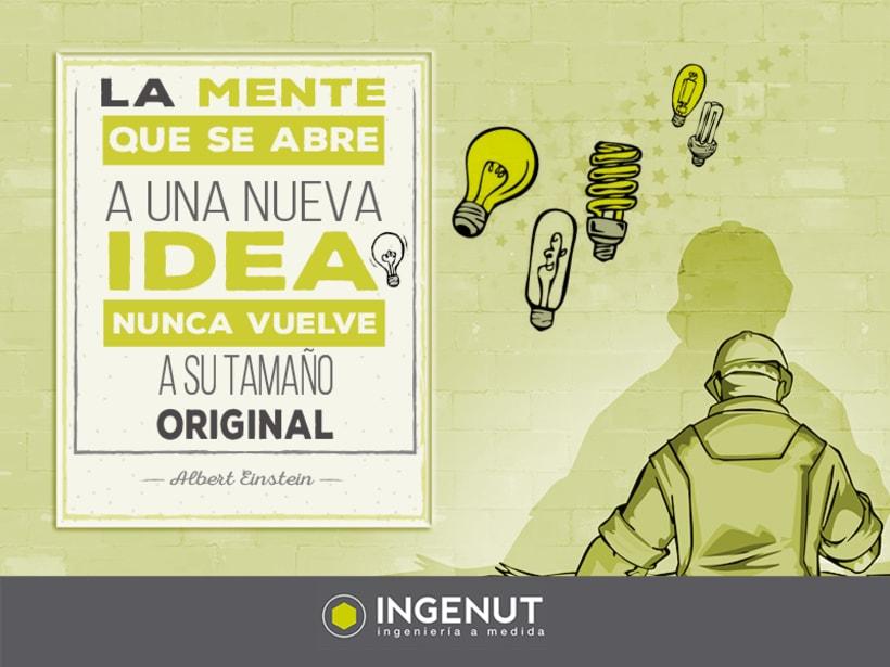 Infografías y Creatividades INGENUT  1