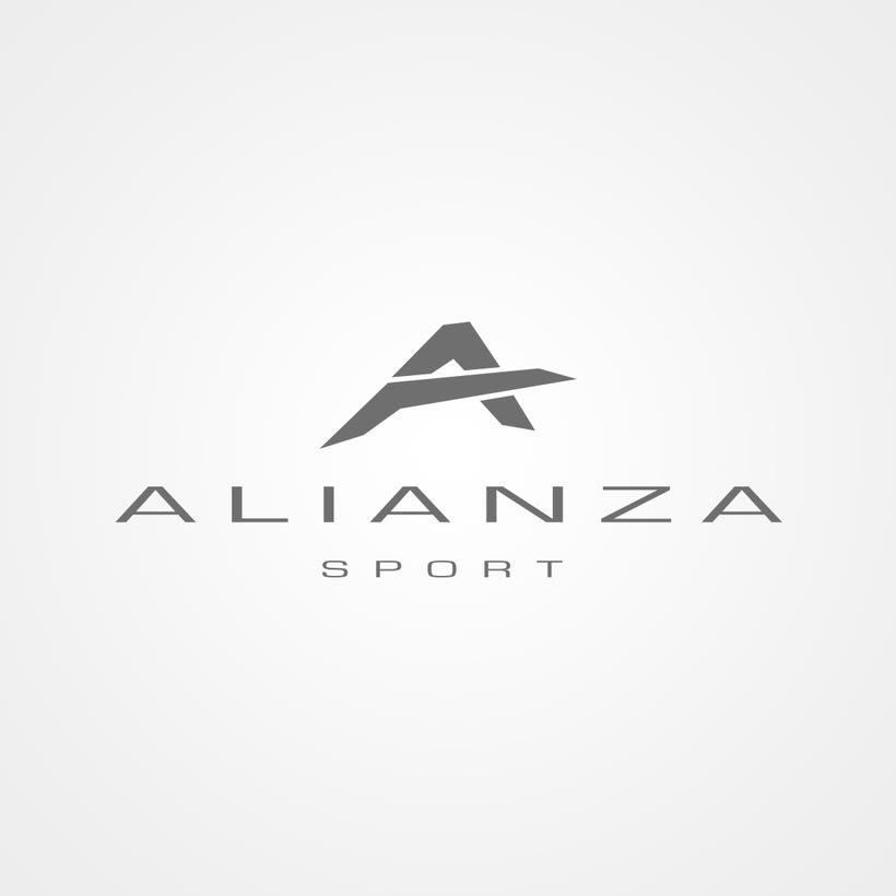 Alianza Sport - Identidad corporativa -1