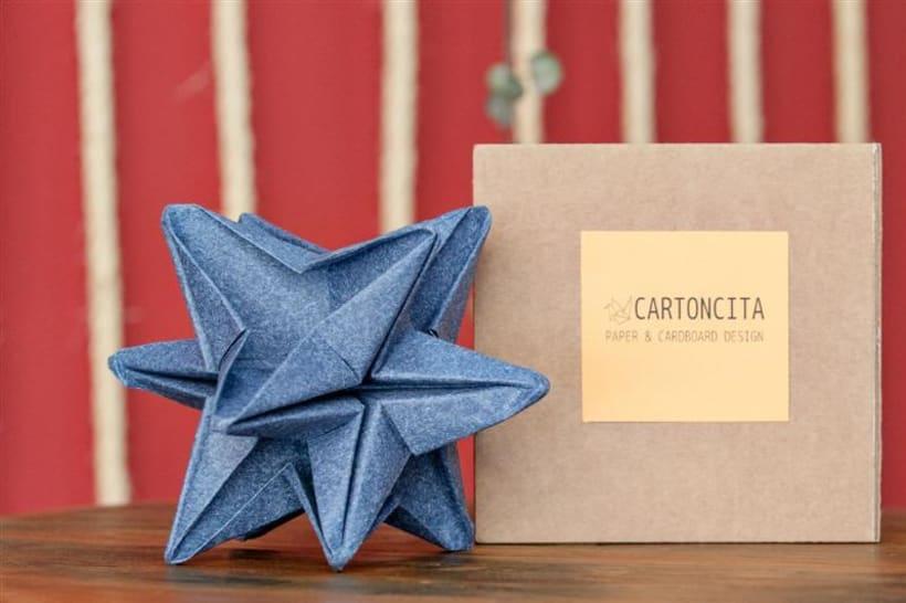 Origami lamps by Cartoncita 6