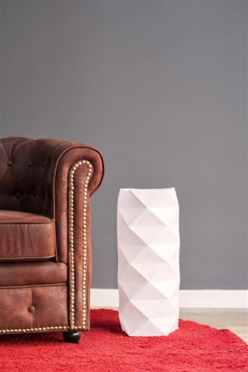 Origami lamps by Cartoncita 9
