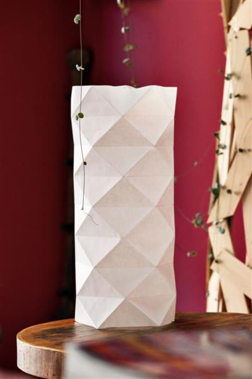 Origami lamps by Cartoncita 11