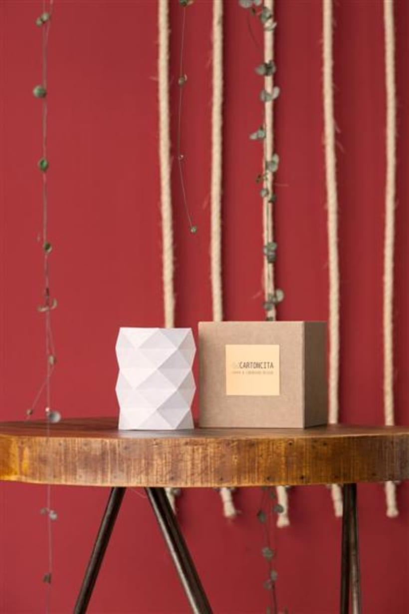 Origami lamps by Cartoncita 15