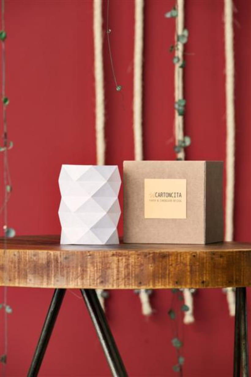 Origami lamps by Cartoncita 17