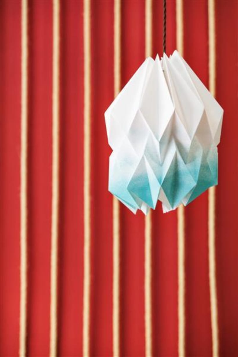 Origami lamps by Cartoncita 18