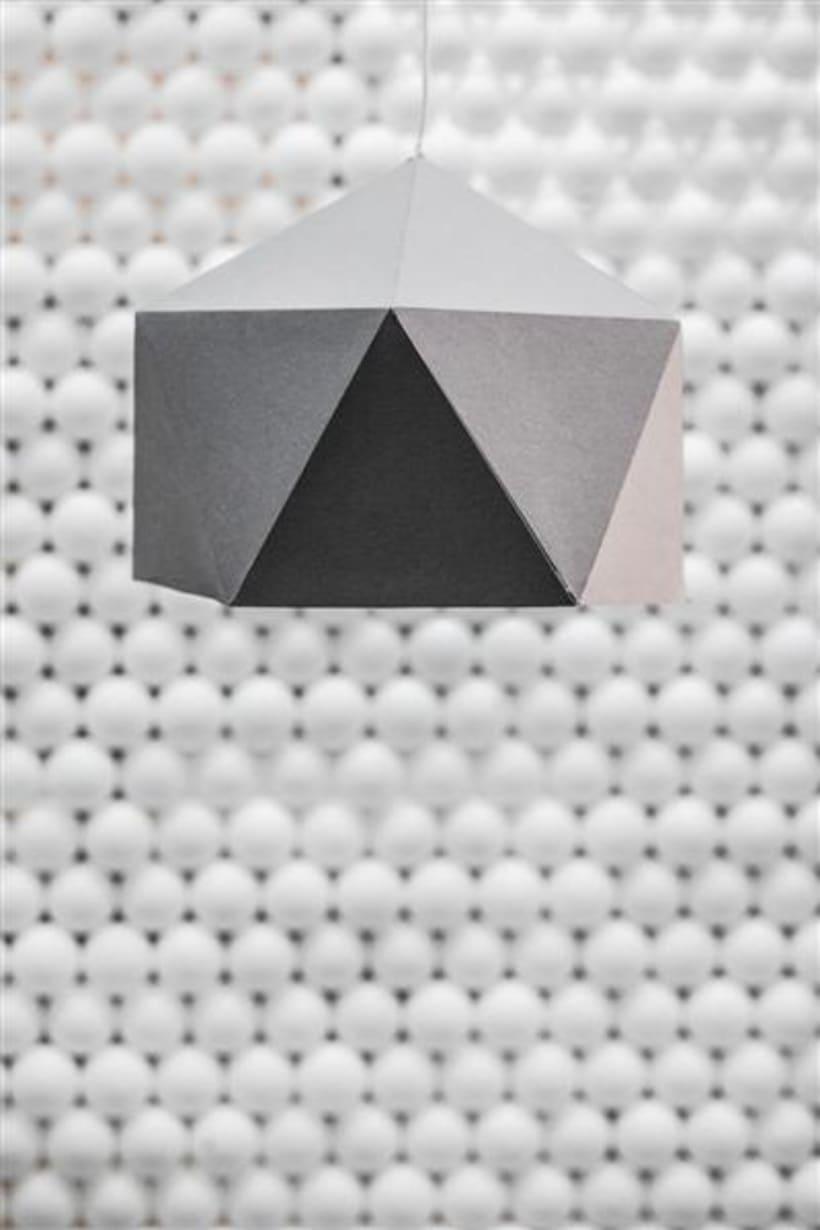 Origami lamps by Cartoncita 19