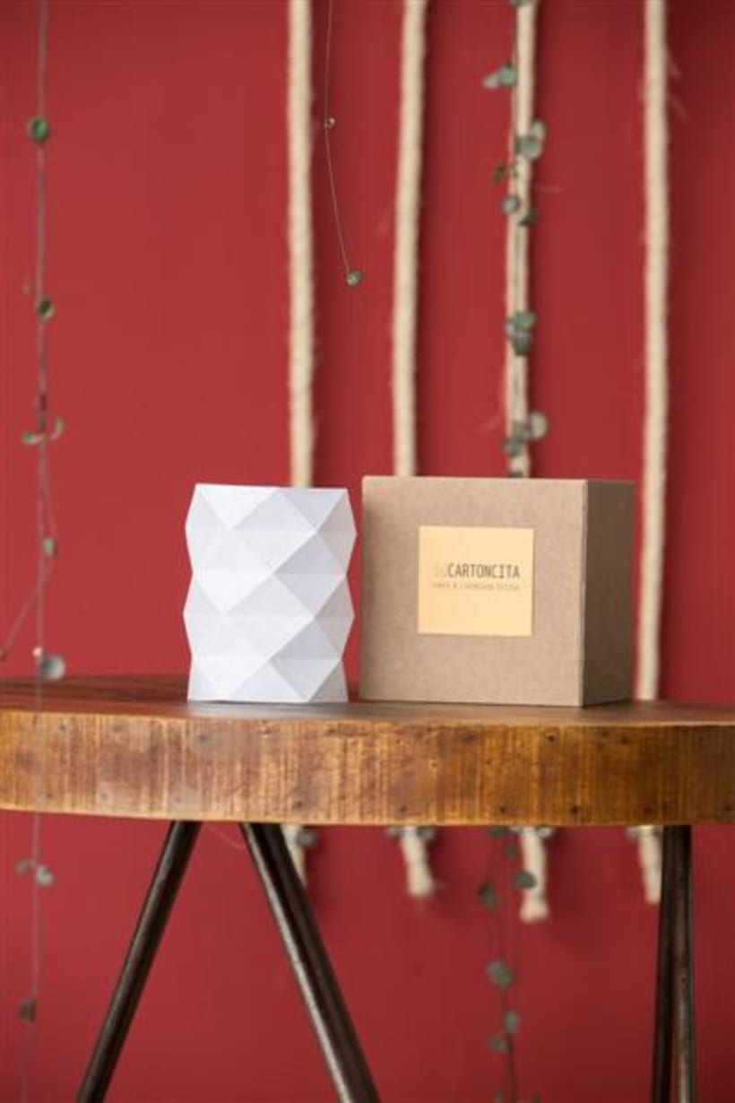 Origami lamps by Cartoncita 20