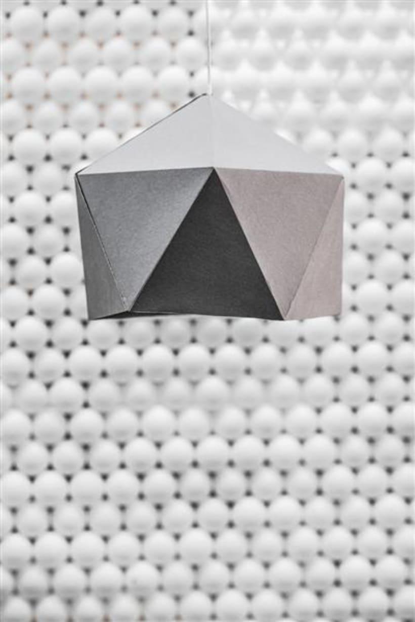 Origami lamps by Cartoncita 23