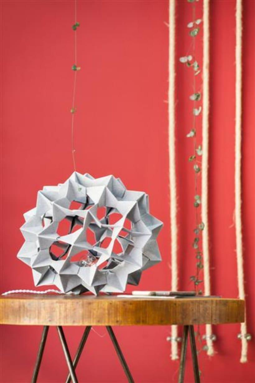Origami lamps by Cartoncita 24