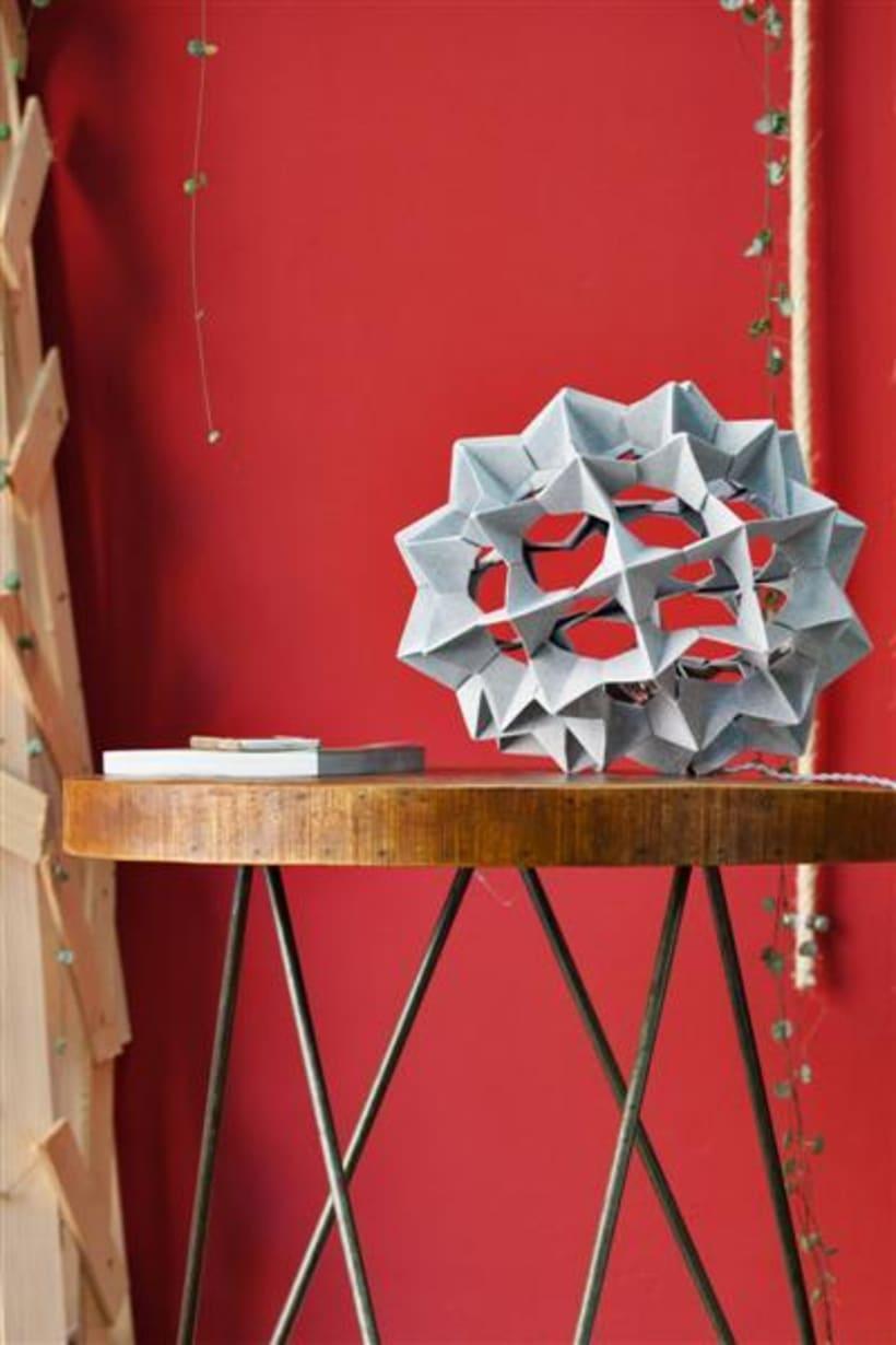 Origami lamps by Cartoncita 25