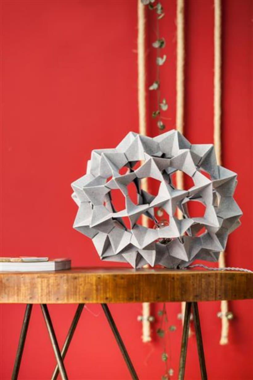 Origami lamps by Cartoncita 26
