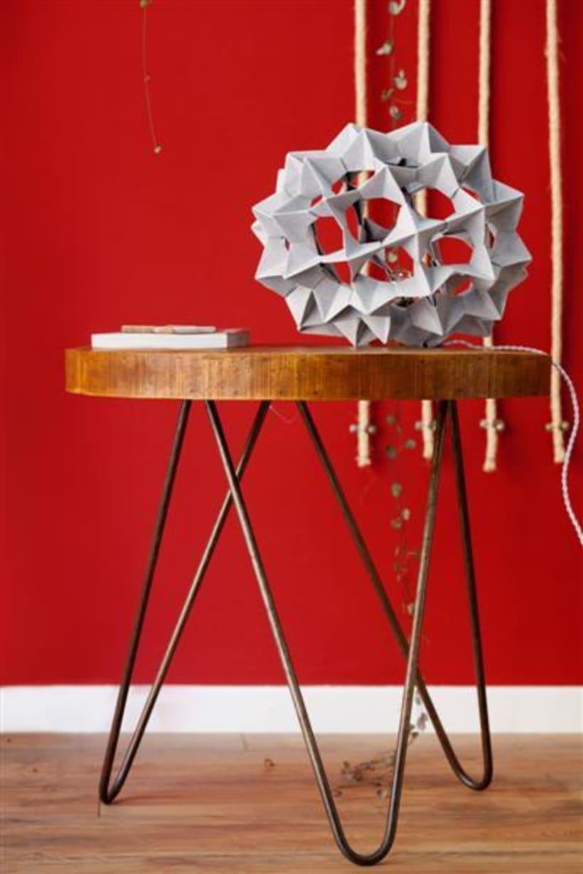 Origami lamps by Cartoncita 27