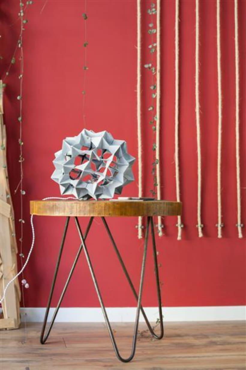Origami lamps by Cartoncita 28