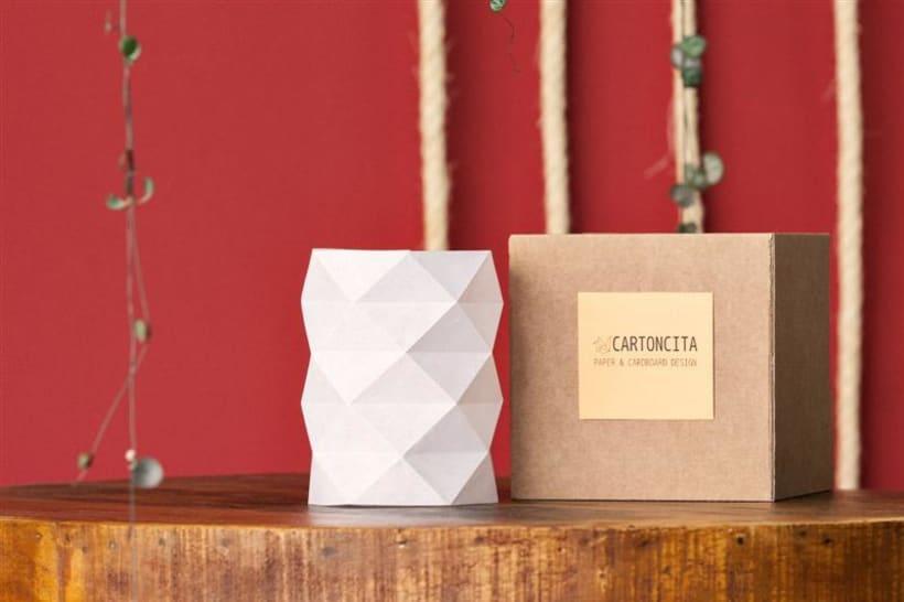 Origami lamps by Cartoncita 31