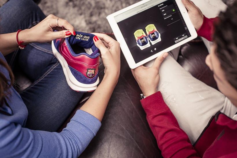 Nike ID + F.C. Barcelona 1