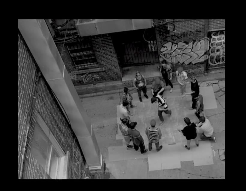 Crack the Cypher- un película de danza -1