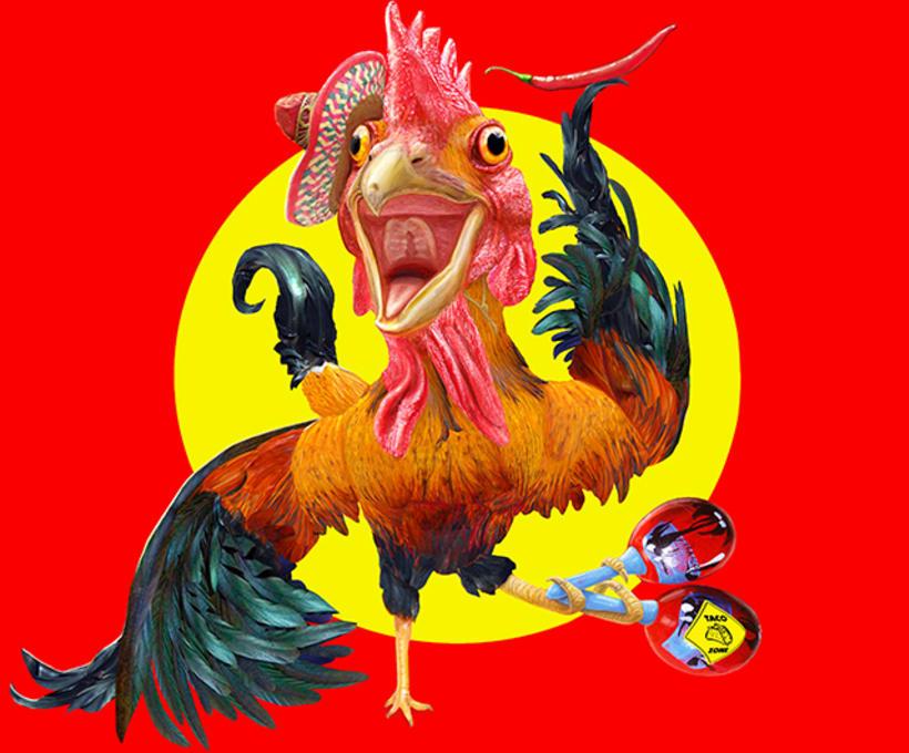 funkey chicken -1