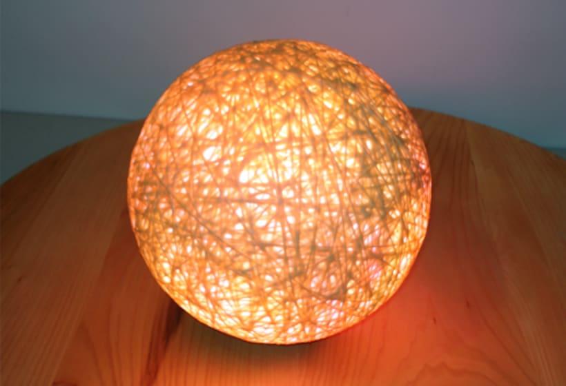 lampara interactiva Bolarola 0
