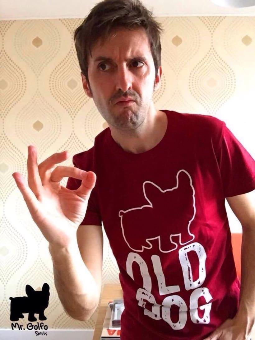 Consultorías de marketing emocional a Mr Golfo Shirts® 0