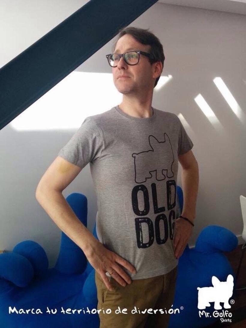 Consultorías de marketing emocional a Mr Golfo Shirts® 5
