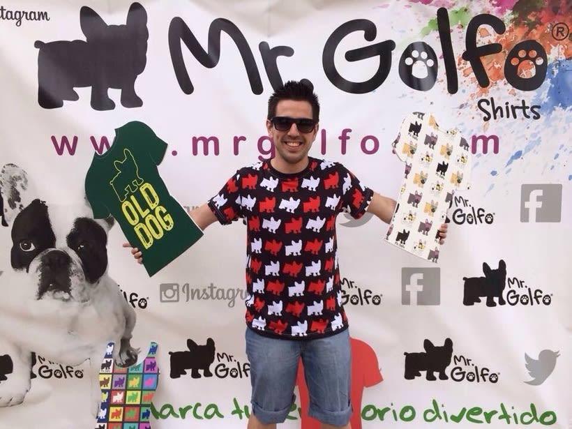 Consultorías de marketing emocional a Mr Golfo Shirts® 7