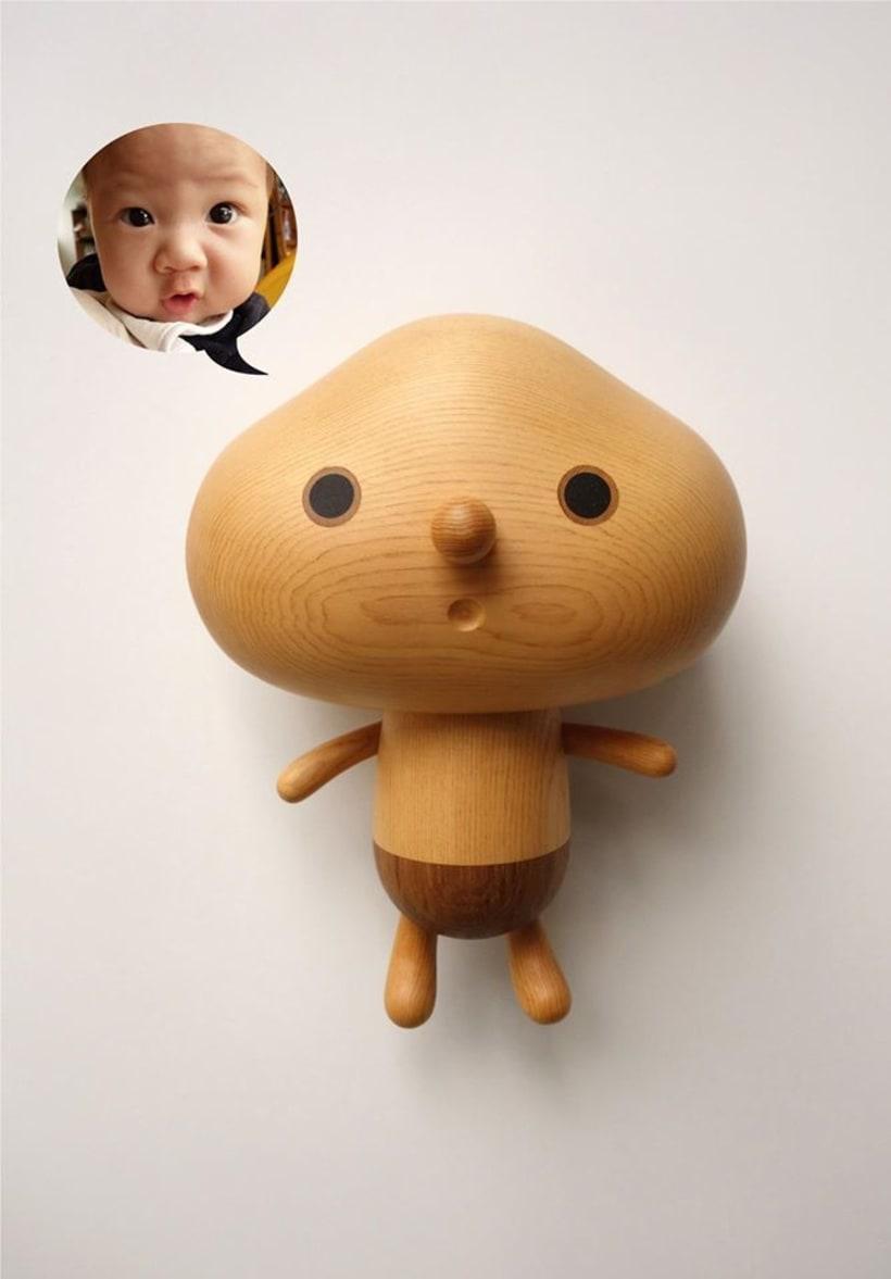 Los muñecos de madera de Yen Jui-Lin 4