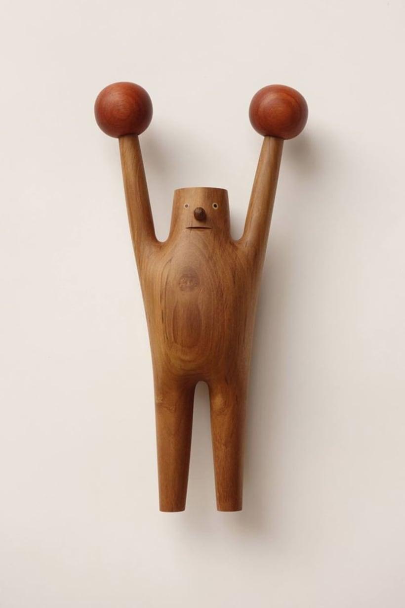 Los muñecos de madera de Yen Jui-Lin 7