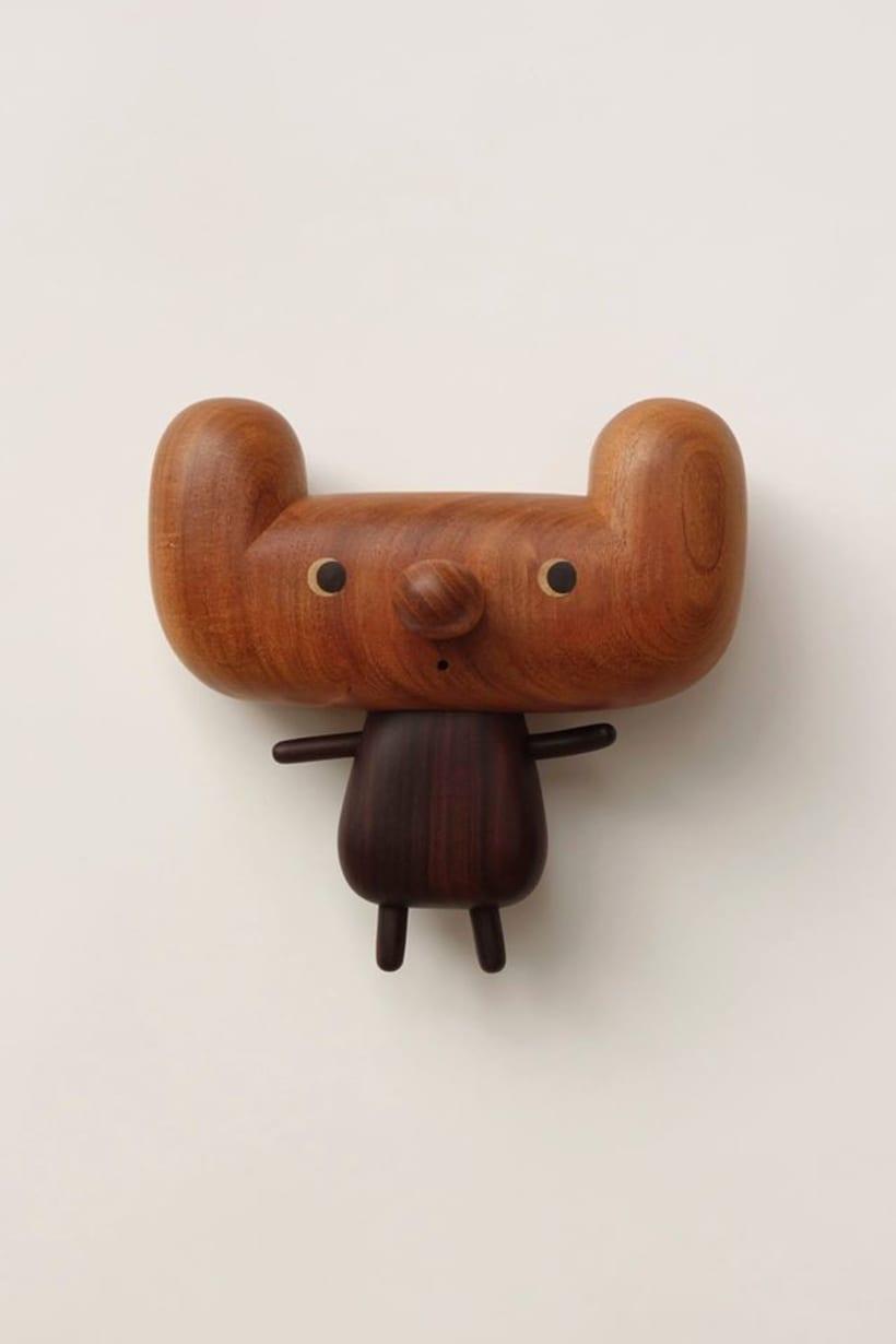 Los muñecos de madera de Yen Jui-Lin 8
