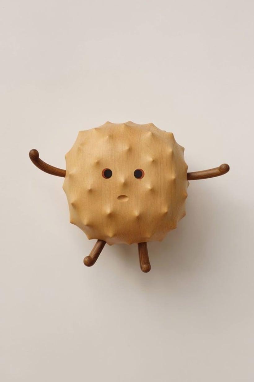 Los muñecos de madera de Yen Jui-Lin 9