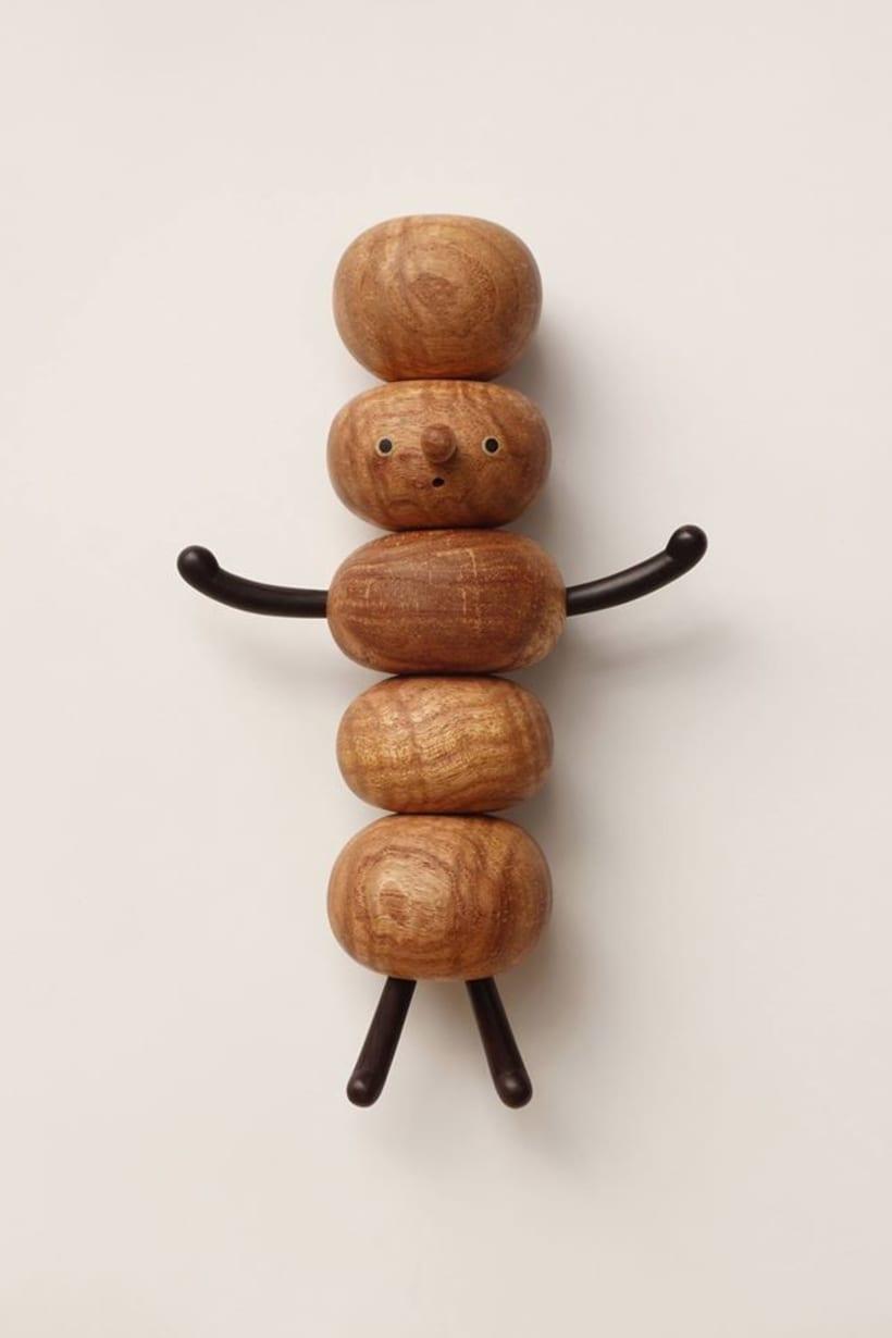 Los muñecos de madera de Yen Jui-Lin 10