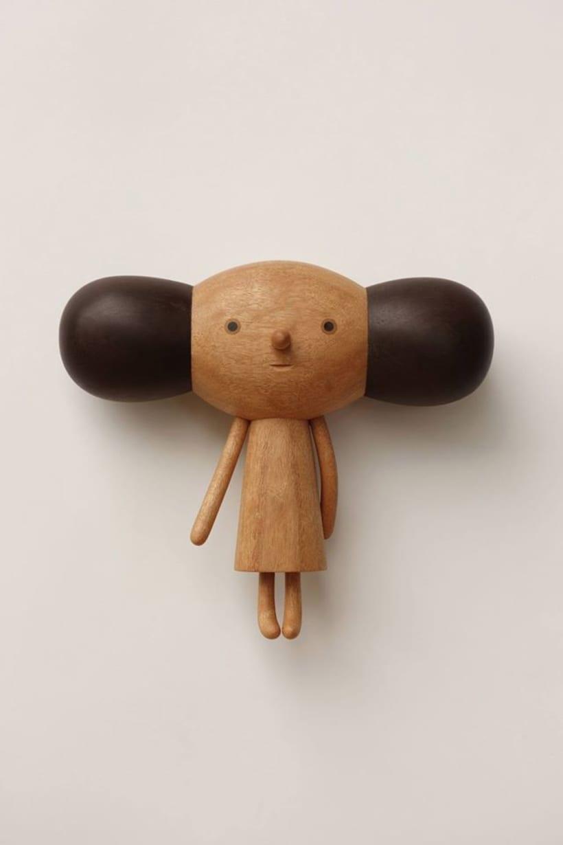 Los muñecos de madera de Yen Jui-Lin 11