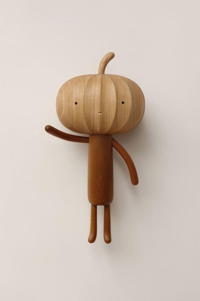 Los muñecos de madera de Yen Jui-Lin 12