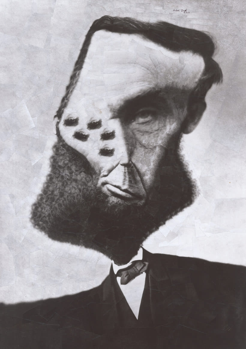 Abraham Lincoln x5 5