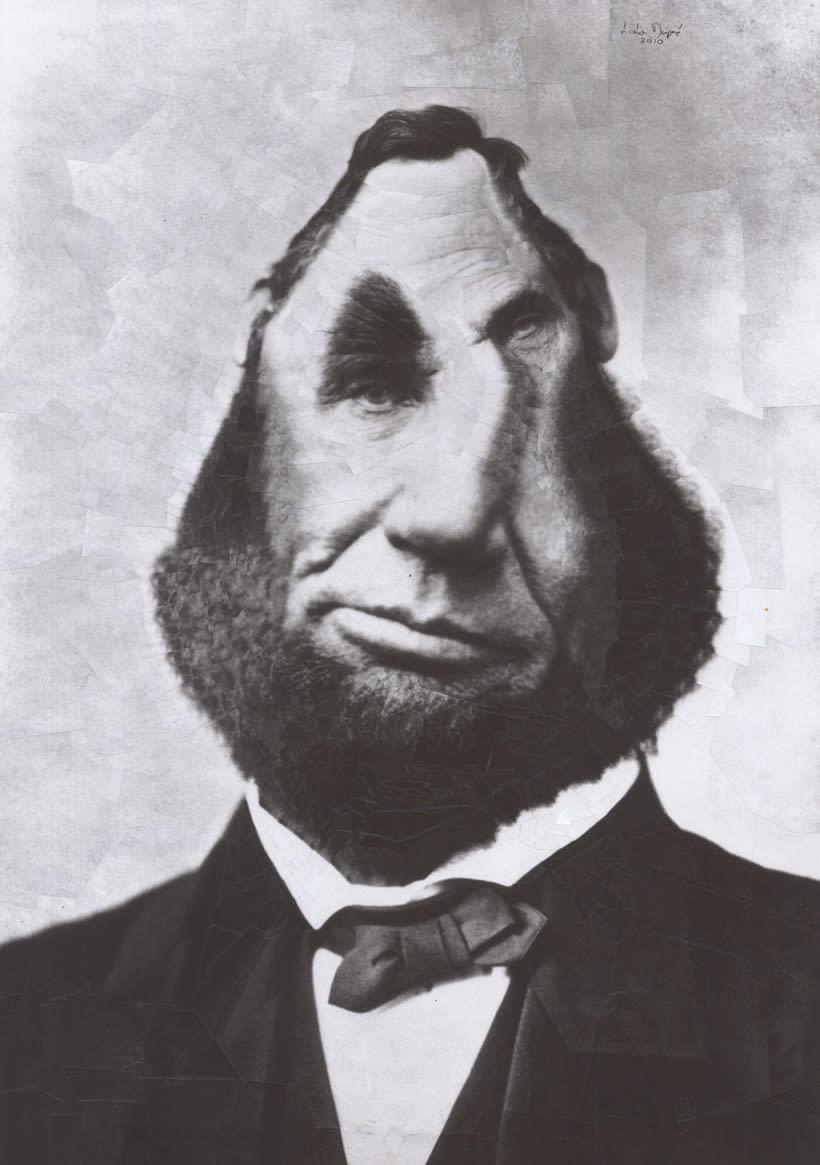 Abraham Lincoln x5 2