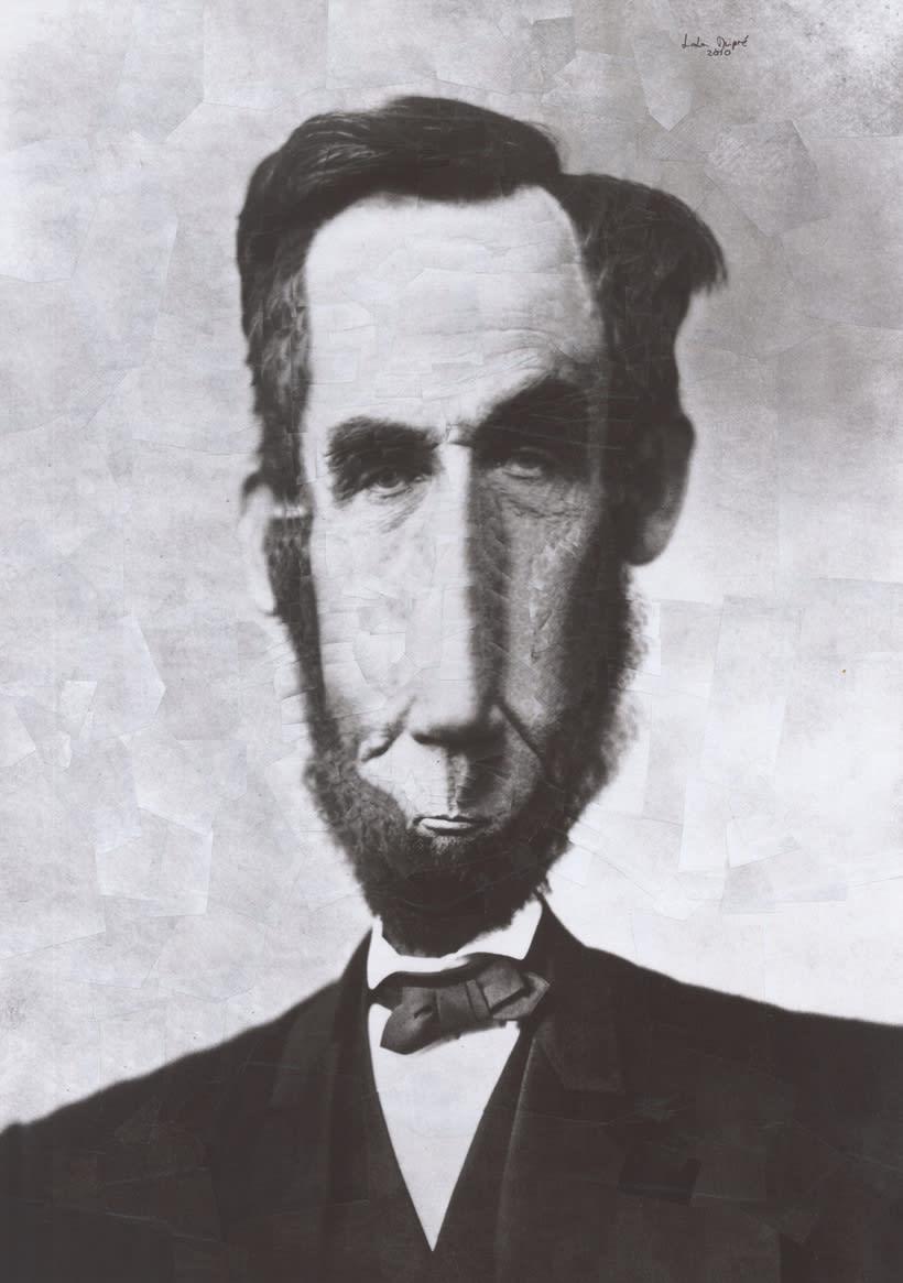Abraham Lincoln x5 1